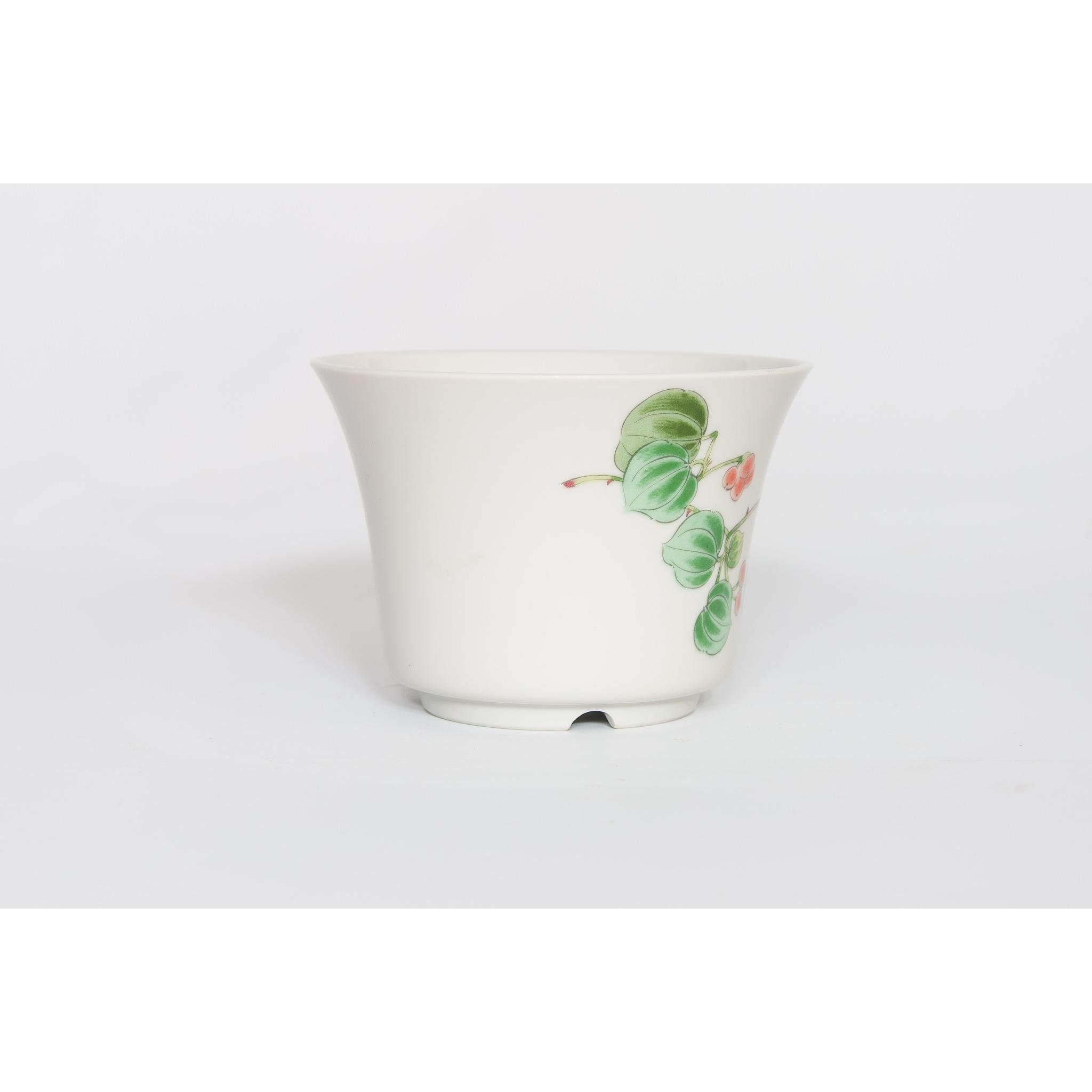 Maceta de bonsai Ishikawa Yaki N-0517