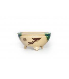 Bonsai Pot Eimei Used
