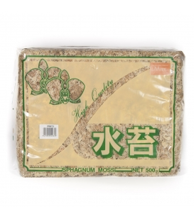 Moss Sphagnum 500g