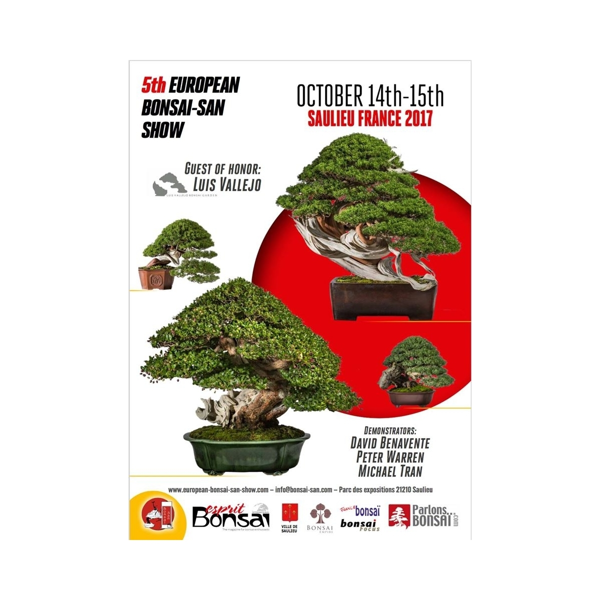 5 European Bonsai-San Show