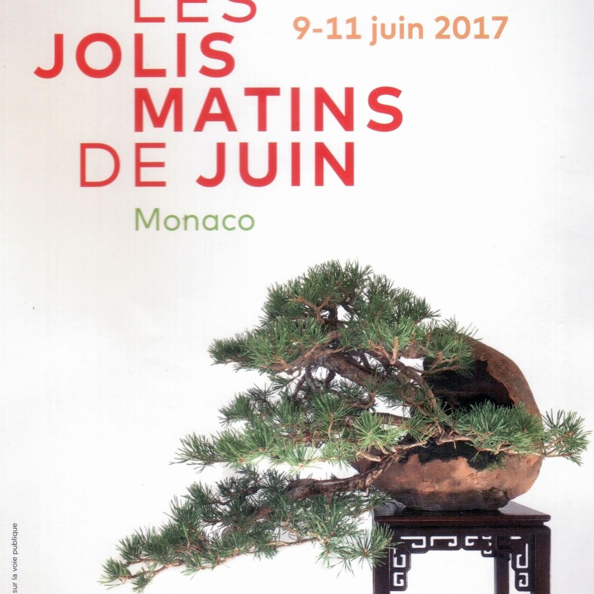 Les Jolis Matins de Juin - Monaco.