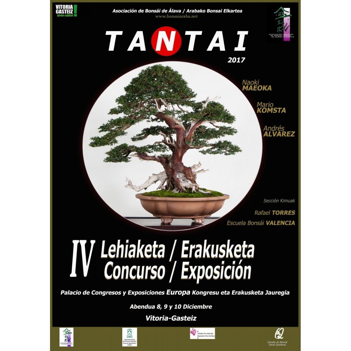 Tantai 2017 - 8, 9 y 10 De Diciembre