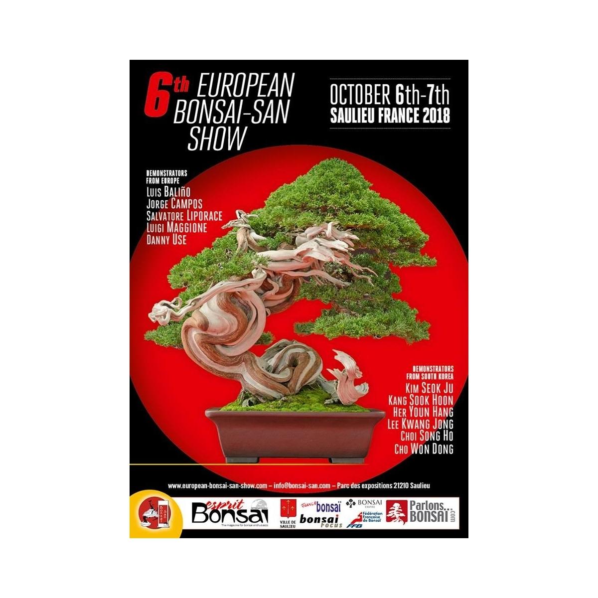 European Bonsai-San Show