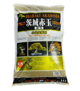 Akadama Ibaraki 14 Litros Grano Pequeño