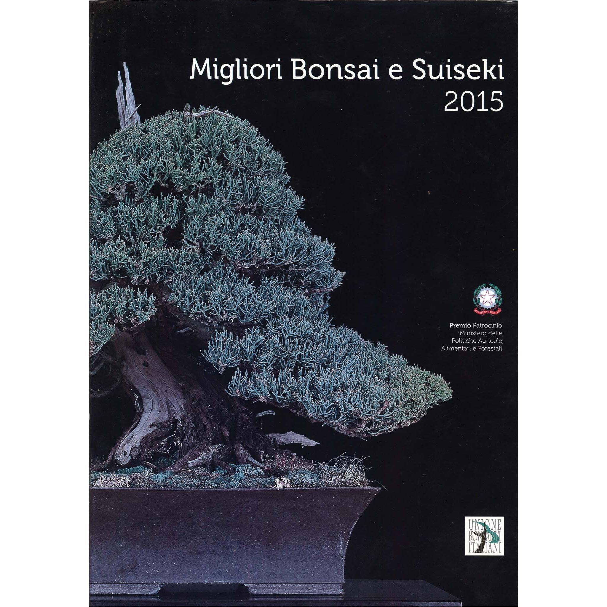 Migliori Bonsai e Suiseki 2015