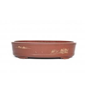 Maceta de Bonsai China Contemporanea Usada