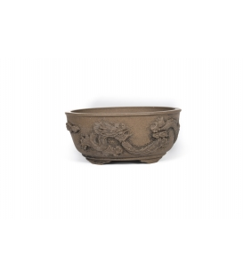 Bonsai Pot China Contem.
