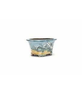 Bonsai Pot Tosui Ryokujuan