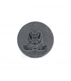 Engraved Slate Stone 20 cm